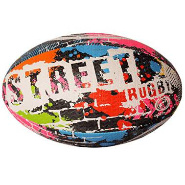 OPTIMUM STREET RUGBY BALL MULTICOLOR 5